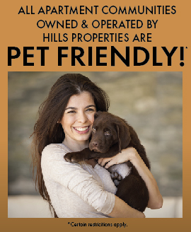 Hills Pet Friendly Apartments