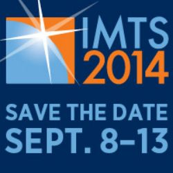 IMTS 2014: 9/8/14 - 9/13/14 Chicago