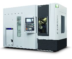 The Samputensili G250 - A Top Solution in Generating and Profile Grinding