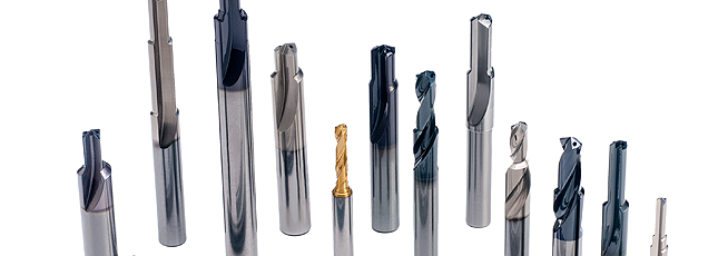 Carbide Drills & Reamers