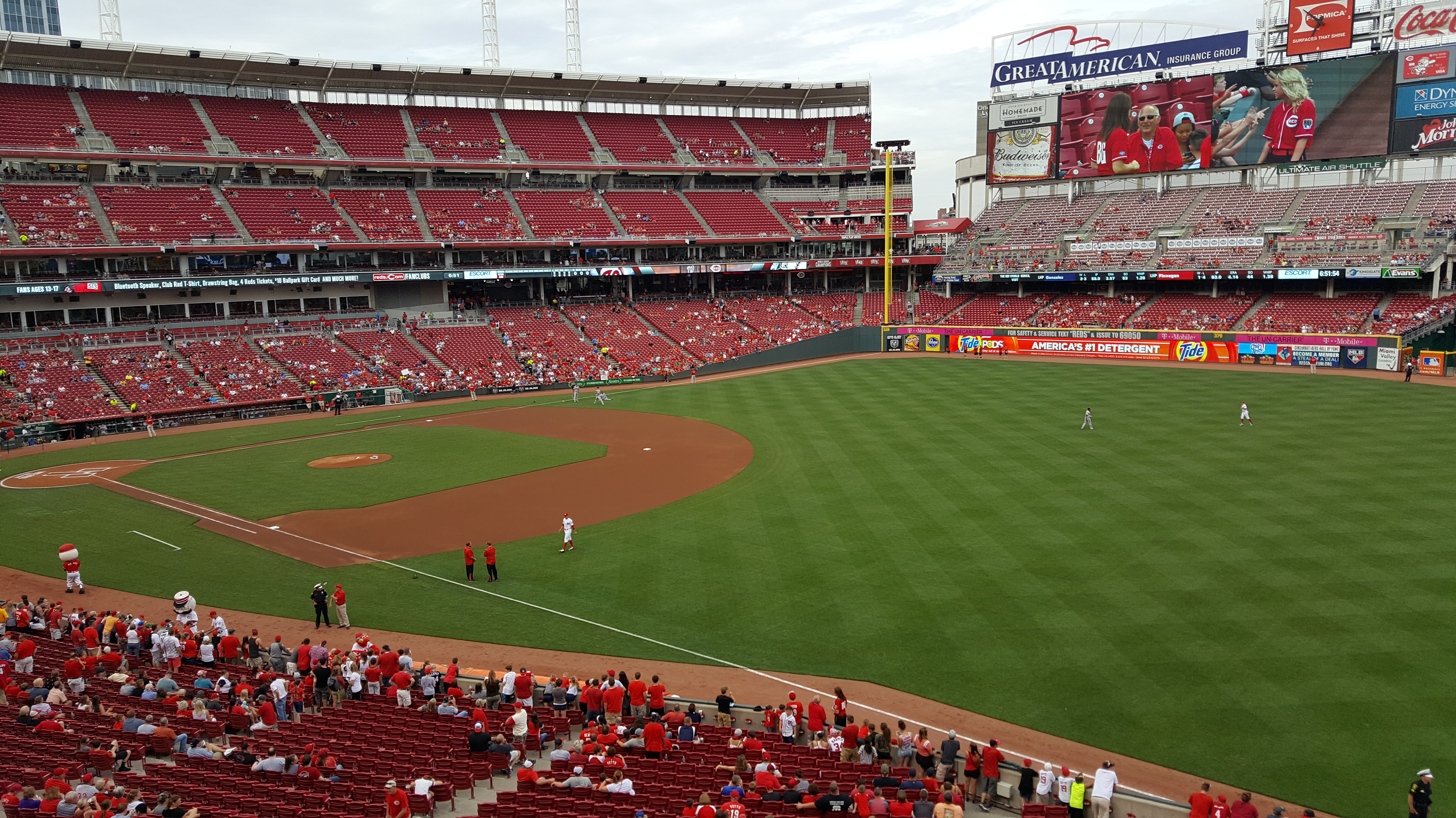 2016 Reds Game