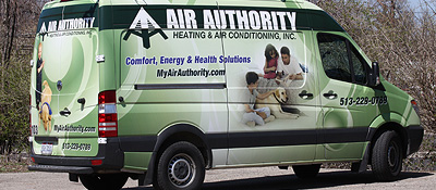 Air Authority Heating & Air Conditioning, Inc.