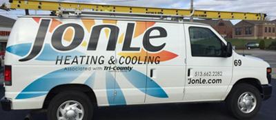 JonLe Heating-Cooling