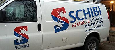 Schibi Heating & Cooling Corp.