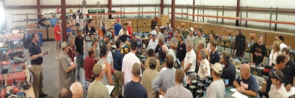 Fortner Graphics, attended by 180 bidders onsite and online from 27 States, Canada, Mexico and India