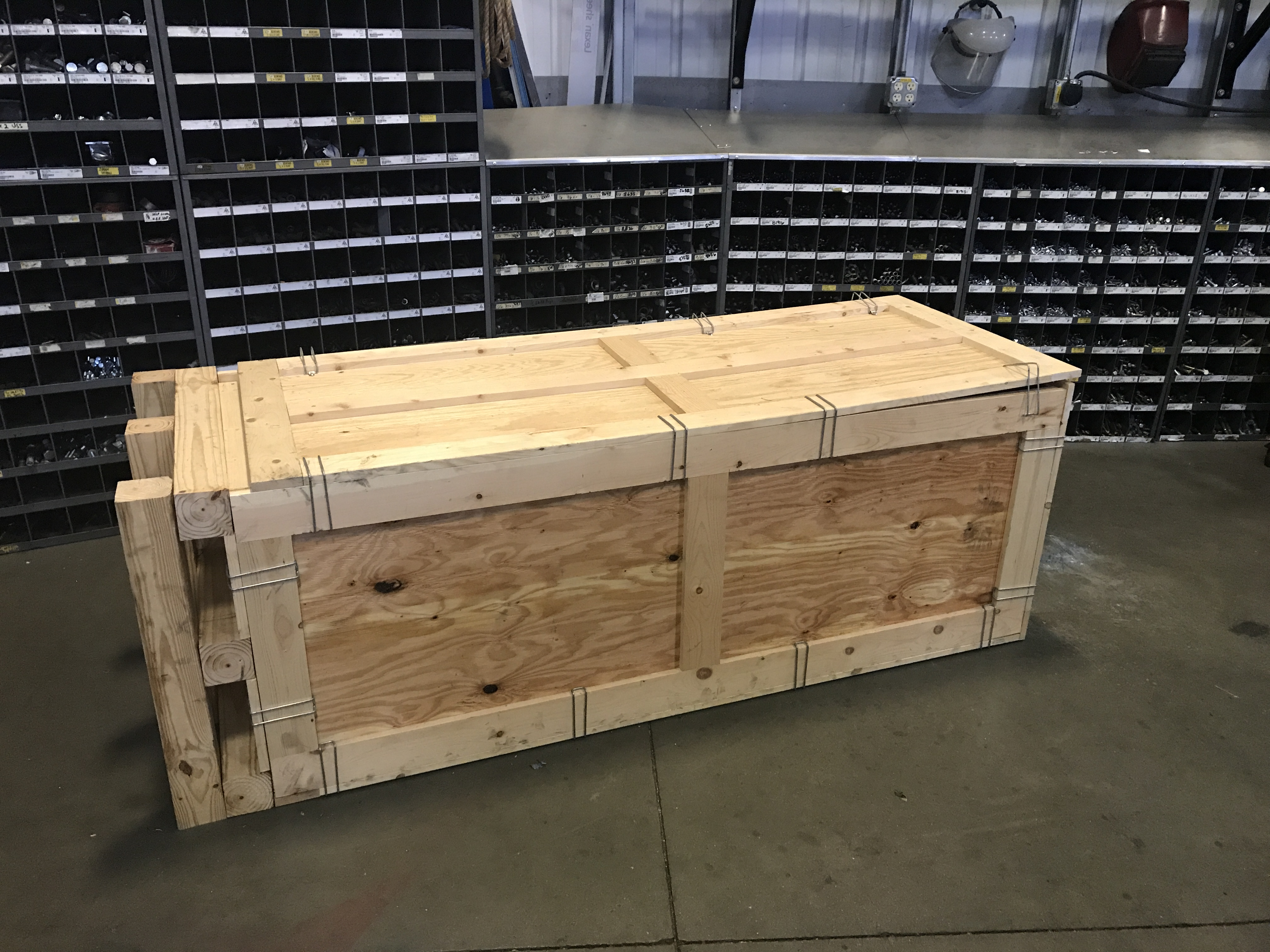 Crate Front