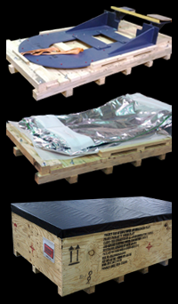 Examples of custom crating
