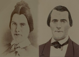 Margaret Jane Campbell & James Washington Finley