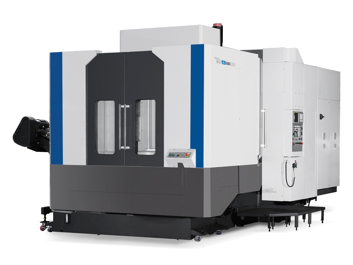Hyundai WIA HS6300 High Speed Horizontal Machining Center