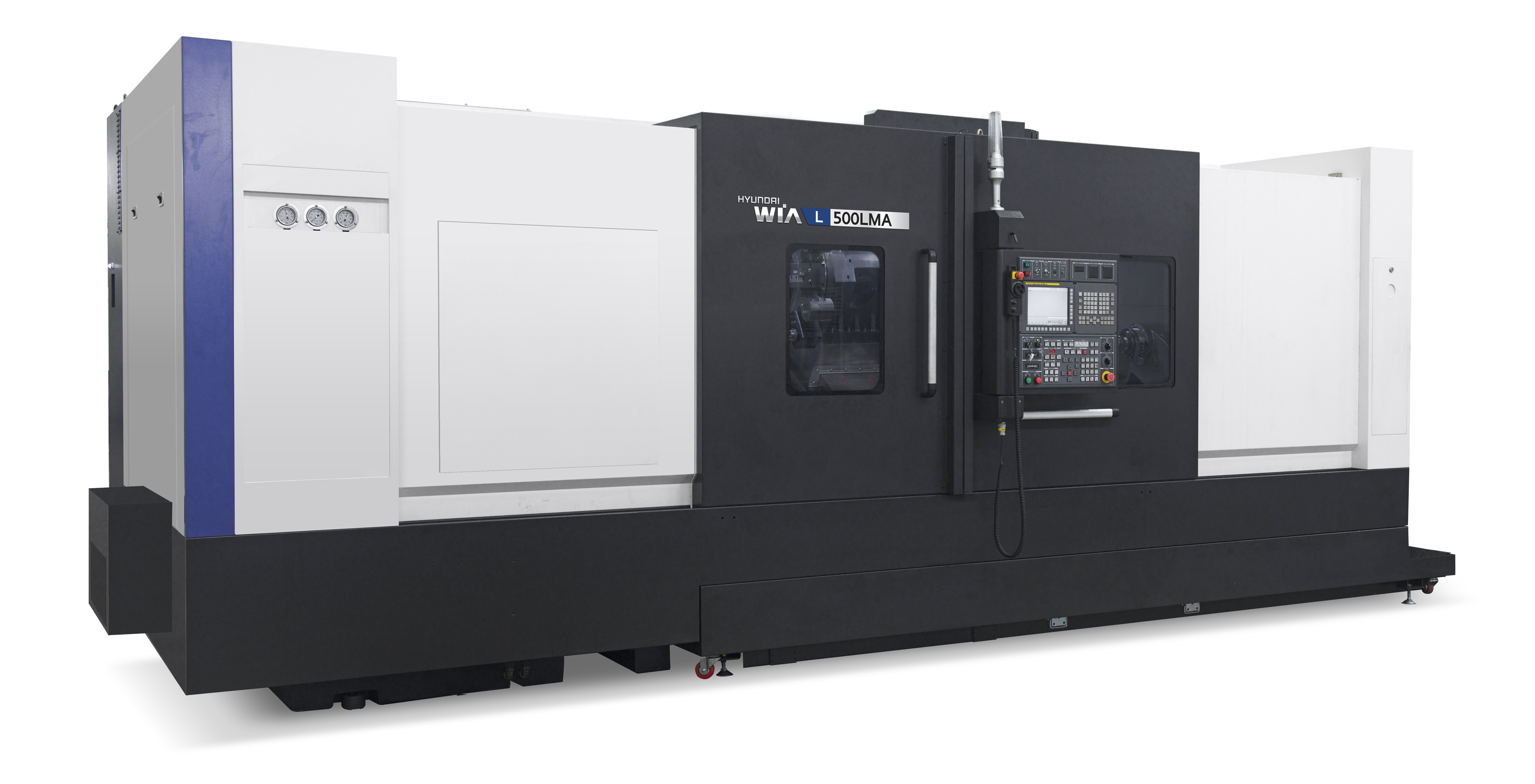 New L500LMA Heavy Duty CNC Turning Center