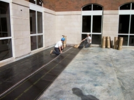 Sheet Membrane Waterproofing