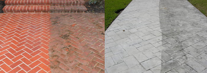 Cincinnati pressure washing and cleaning service - Jaco Waterproofing