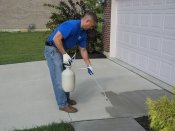 Protect and Seal Your Concrete or Brick