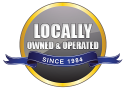 Locally Owned & Operated Since 1984