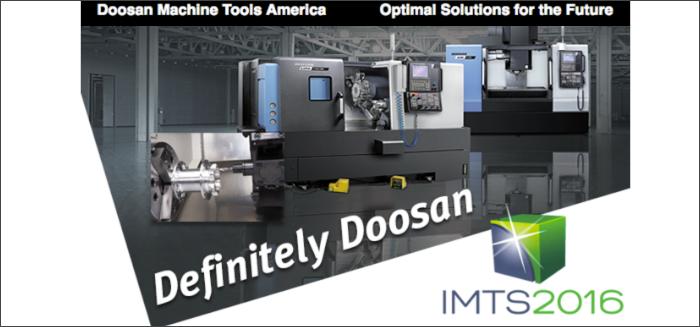 Doosan Machine Tools America