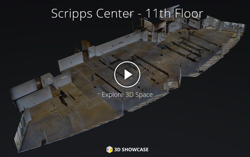 Scripps Center 3D tour