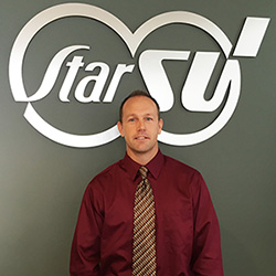 Dave Rydberg joins Star SU as Gear Tool Technology Engineer