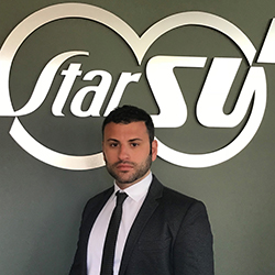 Riccardo Rubino joins Star SU as Operations Manager