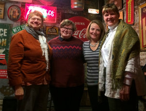 Meaningful Mondays: Women Poets in the Courtyard