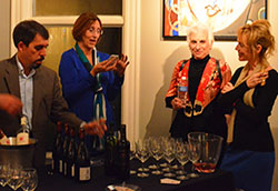 Photo From Previous Wine & Art Event
